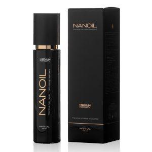 Haarregeneration Öl Nanoil